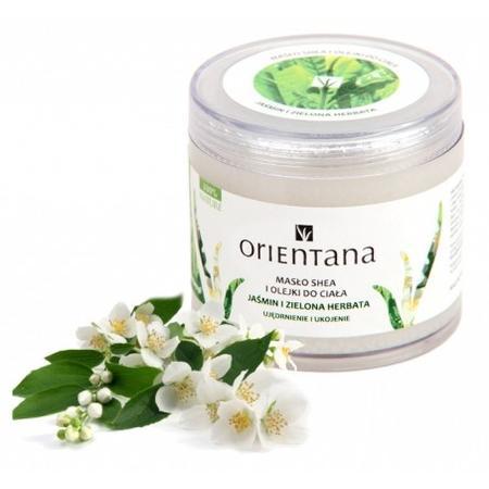 Jaśmin i Zielona Herbata, Masło shea i olejki marki Orientana - zdjęcie nr 1 - Bangla