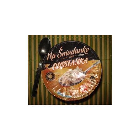 Owsianka na śniadanko, różne smaki marki Biedronka - zdjęcie nr 1 - Bangla