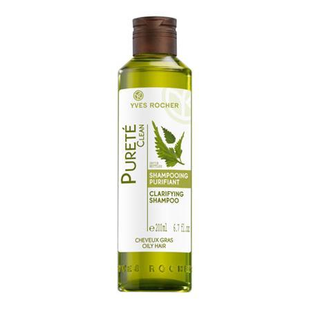 Purete Clean, Shampooing Purifiant, Szampon oczyszczający do włosów przetłuszczających się marki Yves Rocher - zdjęcie nr 1 - Bangla