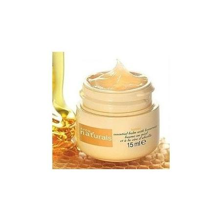 Naturals, Honey, Essential Balm with Beeswax, Uniwersalny balsam z woskiem pszczelim marki Avon - zdjęcie nr 1 - Bangla