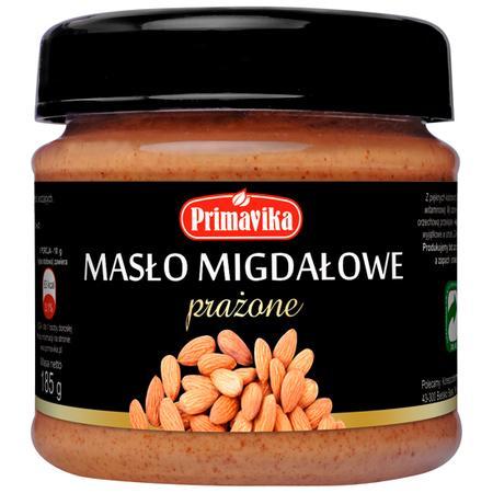 Masło Migdałowe marki Primavika - zdjęcie nr 1 - Bangla