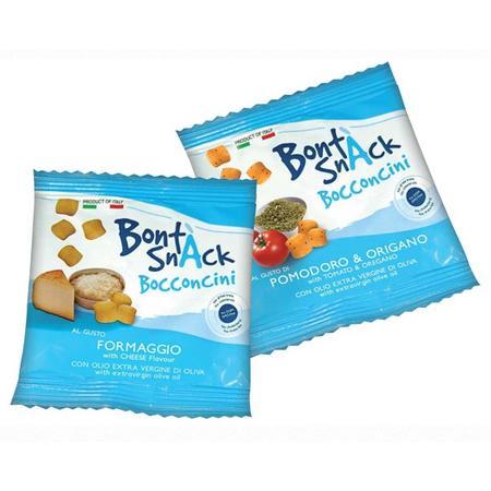 Przekąska Bocconcini, różne smaki marki Bonta Snack - zdjęcie nr 1 - Bangla