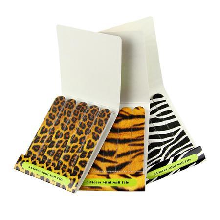 Kieszonkowy zestaw pilników papierowych marki Donegal - zdjęcie nr 1 - Bangla