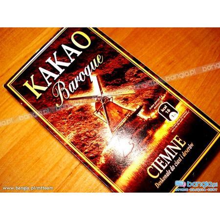 Kakao Baroque Ciemne marki Gellwe - zdjęcie nr 1 - Bangla