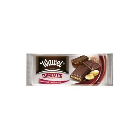 Michałki zamkowe, czekolada nadziewana marki Wawel - zdjęcie nr 1 - Bangla