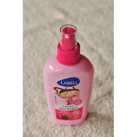Spray ułatwiający rozczesywanie dla dzieci marki Labell - zdjęcie nr 1 - Bangla