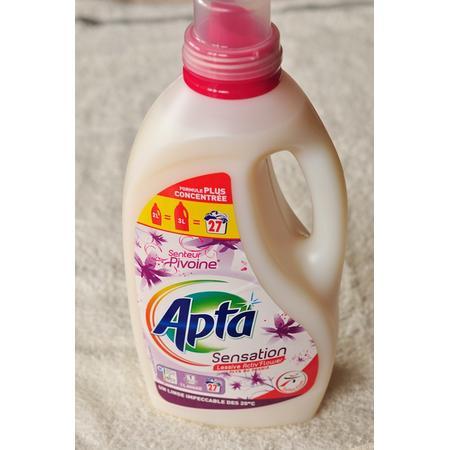 Apta, Płyn do prana Apta marki Intermarche - zdjęcie nr 1 - Bangla