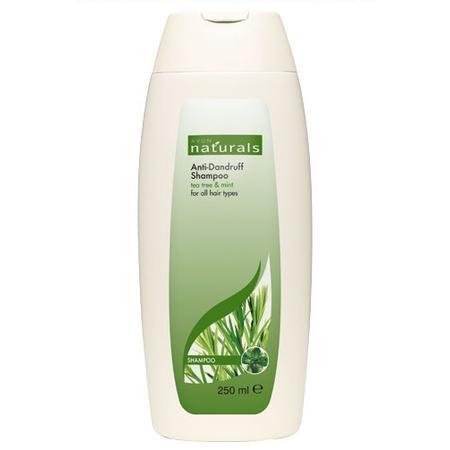 Naturals Anti-Dandruff Shampoo, Tea tree & Mint marki Avon - zdjęcie nr 1 - Bangla