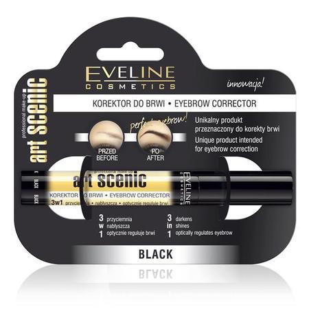 Art Scenic, Korektor do Brwi 3 w 1 marki Eveline Cosmetics - zdjęcie nr 1 - Bangla