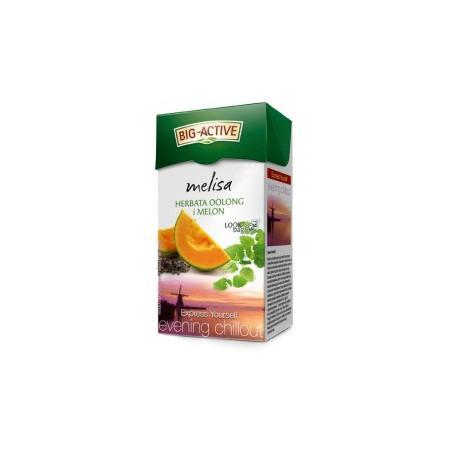 Melisa, Herbata Oolong i Melon marki Big-Active - zdjęcie nr 1 - Bangla