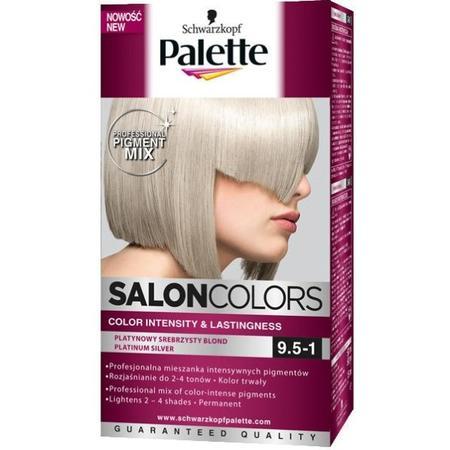 Palette Salon Colors, krem trwale koloryzujący marki Schwarzkopf - zdjęcie nr 1 - Bangla