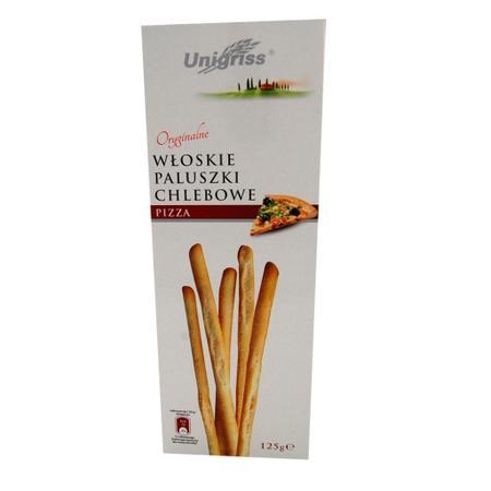 Włoskie paluszki chlebowe - różne smaki marki Unigriss - zdjęcie nr 1 - Bangla