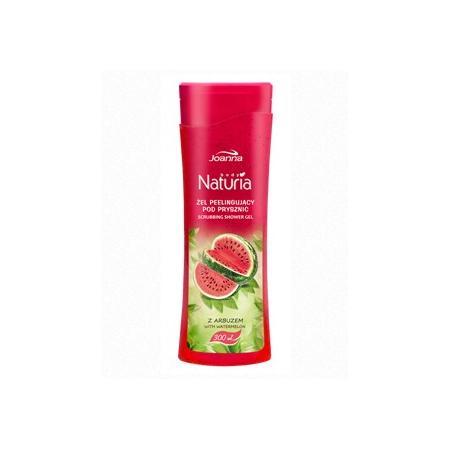 Naturia, żel peelingujący pod prysznic, różne zapachy marki Joanna - zdjęcie nr 1 - Bangla