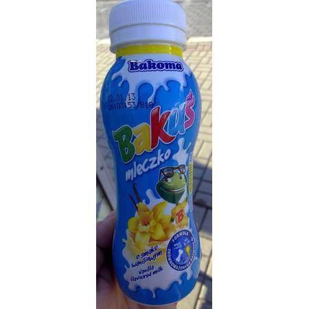 Bakuś Mleczko, Różne smaki marki Bakoma - zdjęcie nr 1 - Bangla