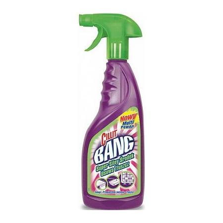 Cilli Bang, Super silny środek usuwa tłuszcz, spray marki Reckitt Benckiser - zdjęcie nr 1 - Bangla