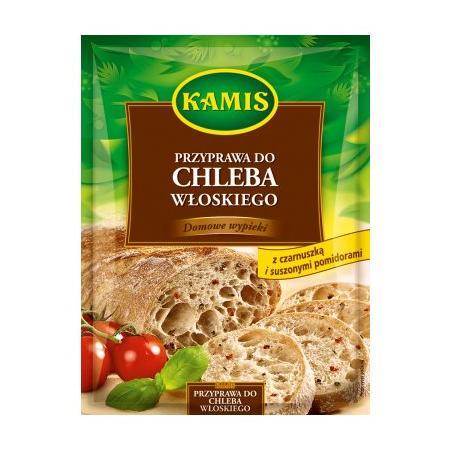 Przyprawa do Chleba Włoskiego marki Kamis - zdjęcie nr 1 - Bangla