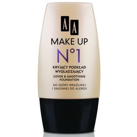 Make Up, Kryjący Podkład Wygładzajacy marki AA - zdjęcie nr 1 - Bangla