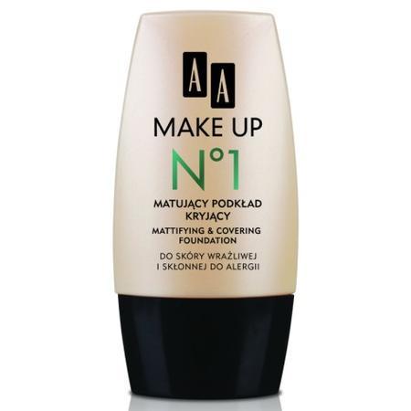 Make Up, Matujący Podkład Kryjący marki AA - zdjęcie nr 1 - Bangla