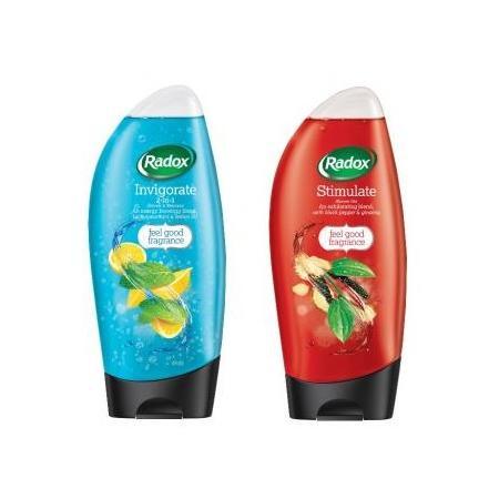 Shower Gel/2-in-1 Shower Gel & Shampoo, różne zapachy marki Radox - zdjęcie nr 1 - Bangla