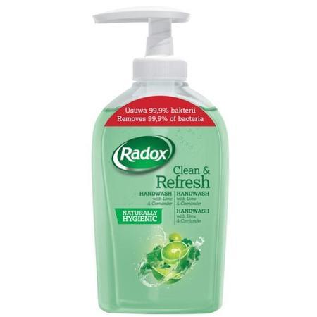 Mydło w płynie, różne rodzaje marki Radox - zdjęcie nr 1 - Bangla