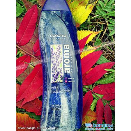 Oceania Aroma, Shower gel - różne rodzaje marki Biedronka - zdjęcie nr 1 - Bangla