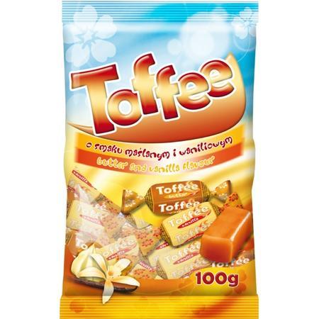 Toffee o smaku maślanym i waniliowym marki Mieszko - zdjęcie nr 1 - Bangla