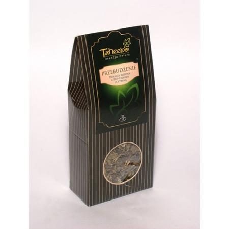 PRZEBUDZENIE herbata zielona z żeń-szeniem i cytryną nr 17 marki Taheebo - zdjęcie nr 1 - Bangla