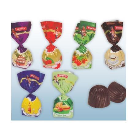 Praliny, cukierki w czekoladzie marki Dobosz - zdjęcie nr 1 - Bangla