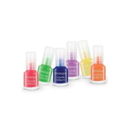 Candy Colours Mini Nail Polish, Mini lakier do paznokci marki Sensique - zdjęcie nr 1 - Bangla