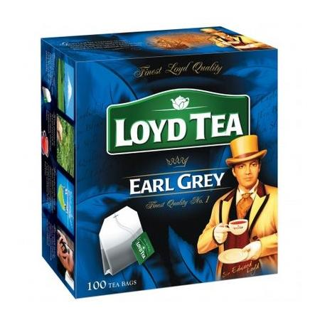 Earl Grey, Herbata ekspresowa marki Loyd Tea - zdjęcie nr 1 - Bangla