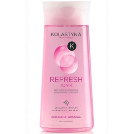 Refresh, Tonik  cera sucha i wrażliwa marki Kolastyna - zdjęcie nr 1 - Bangla