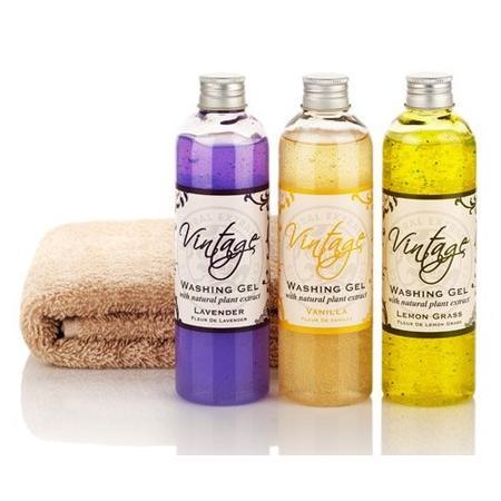 Tesco Vintage Spa Washing Gel żel Pod Prysznic Różne Zapachy