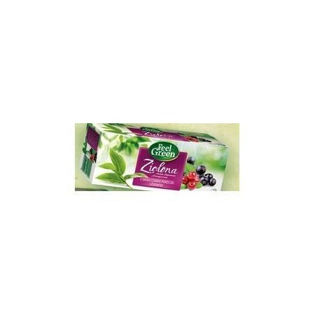 Feel Green Zielona Herbata, różne smaki marki Biedronka - zdjęcie nr 1 - Bangla