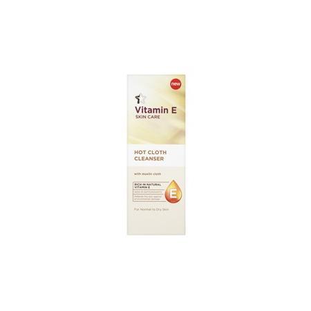 Vitamine E Skin Care, Hot Cloth Cleanser marki Superdrug - zdjęcie nr 1 - Bangla