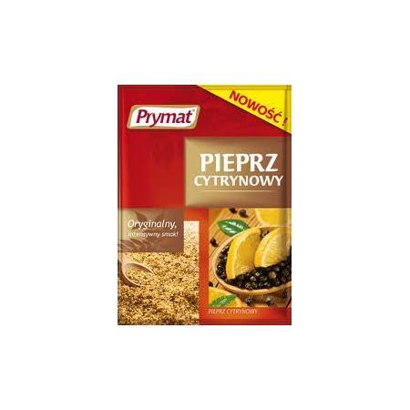 Pieprz cytrynowy marki Prymat - zdjęcie nr 1 - Bangla