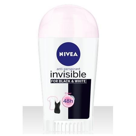 Invisible for Black & White antyperspirant w sztyfcie marki Nivea - zdjęcie nr 1 - Bangla