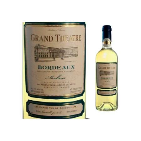 Bordeaux Moelleux, Wino marki Grand Theatre - zdjęcie nr 1 - Bangla
