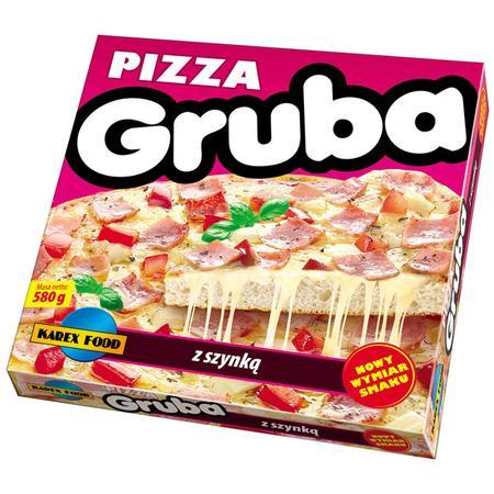 Pizza Gruba, różne smaki marki Karex Food - zdjęcie nr 1 - Bangla