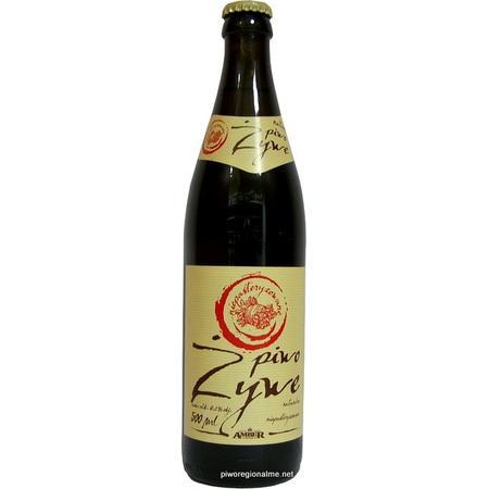 Żywe, piwo niepasteryzowane marki Browar Amber - zdjęcie nr 1 - Bangla
