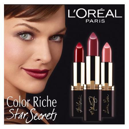 Color Riche, Star Secrets, Pomadka marki L'oreal Paris - zdjęcie nr 1 - Bangla