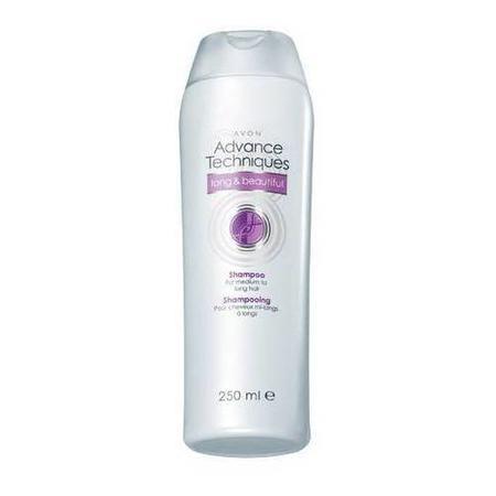 Advance Techniques Long & Beautiful, Shampoo, Szampon zapobiegający łamaniu się włosów marki Avon - zdjęcie nr 1 - Bangla