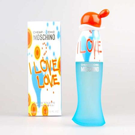 I Love Love EDT marki Moschino - zdjęcie nr 1 - Bangla