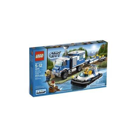 City, Terenowe Centrum Dowodzenia 4205 marki Lego - zdjęcie nr 1 - Bangla
