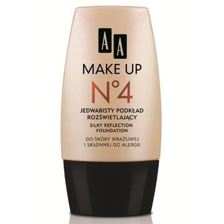 Make Up, Jedwabisty podkład rozświetlający marki AA - zdjęcie nr 1 - Bangla