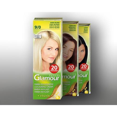 Glamour, Farba do włosów marki Venita - zdjęcie nr 1 - Bangla