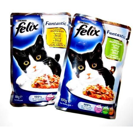 Felix, Fantastic, Karma dla kota marki Purina - zdjęcie nr 1 - Bangla
