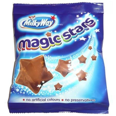 Milky Way, Magic Stars marki Mars Inc. - zdjęcie nr 1 - Bangla