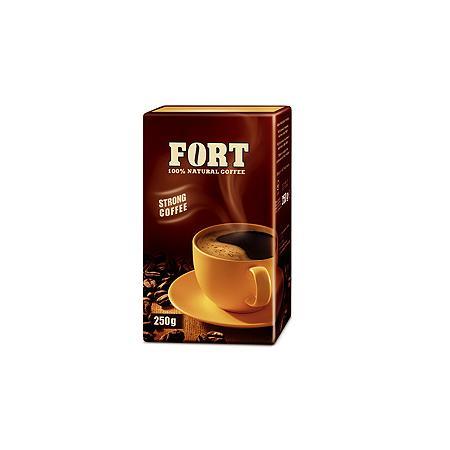 Fort, kawa mielona marki Strauss Caffe Poland - zdjęcie nr 1 - Bangla