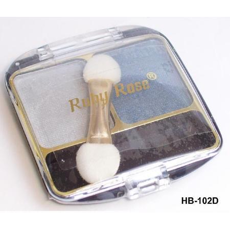 Cienie Podwójne HB-102D marki Ruby Rose - zdjęcie nr 1 - Bangla