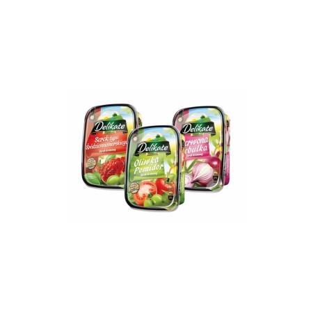 Serek Delikate Premium, różne smaki marki Biedronka - zdjęcie nr 1 - Bangla